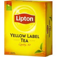 чай липтон пак 100
