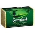 Чай Гринфилд Летающий Дракон зеленый 25 пак.