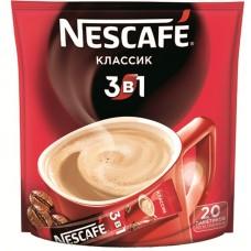 Кофе 3в1 нескафе классик