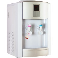 Aqua Work 21-A белый/серебристый настольный компрессорный