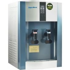 Aqua Work 16-T/EN-ST синий настольный компрессорный с системой турбонагрева