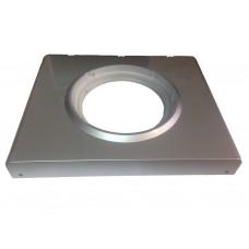 Верхняя крышка кулера (16LDE,16LE,16LBE)-Silver