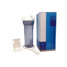 """Корпус для фильтра (прозрачный) Aquayulan BP-20, 1/2"""""""