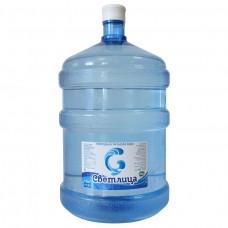 """Вода питьевая """"Светлица"""" 18,9 литров"""